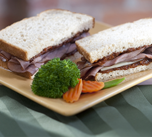 BBQ Roast Beef Sandwich Recipe
