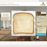 Bread Art Website